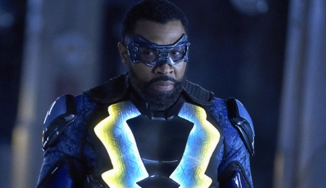 Black Lightning dizisi de Crisis on Infinite Earths'e dahil oldu