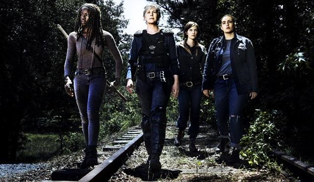 The Walking Dead sekizinci sezonu ile FX ekranlarına geri dönüyor!