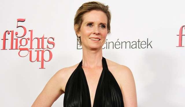 Cynthia Nixon, The Affair'de rol alacak