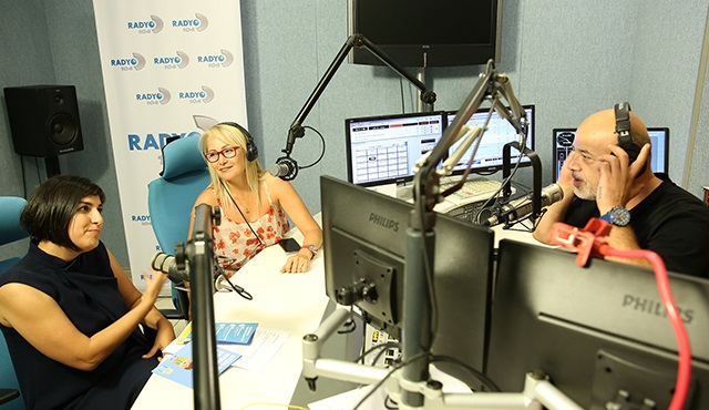 Radyo D ve Tohum Otizm Vakfı, otizme dikkat çekti!