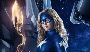 The CW'nun yeni süper kahraman dizisi Stargirl'ün tanıtımı yayınlandı