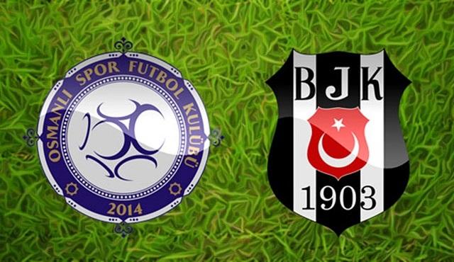 Osmanlıspor -  Beşiktaş karşılaşması ATV'de ekrana gelecek!