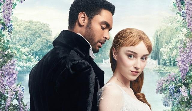Bridgerton, Netflix'in en çok izlenen 5. dizisi oldu