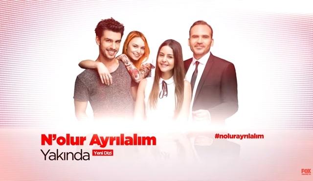 N'olur Ayrılalım dizisinden ilk tanıtım yayınlandı!