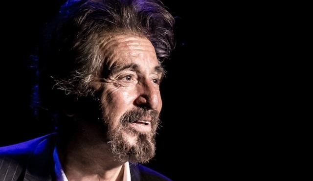 Al Pacino, The Hunt dizisinin başrolünde yer almak için görüşmelere başladı