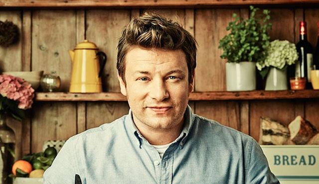 Jamie Oliver, Hobbit olmadığına bin pişman!