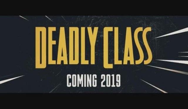 Syfy ve Russo Kardeşler'in yeni dizisi Deadly Class'ın tanıtımı yayınlandı