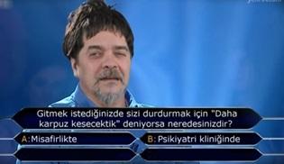 Beyaz Show'dan Murat Yıldırım'a Kim Milyoner Olmak İster şakası!