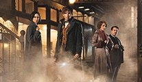 Fantastic Beasts And Where To Find Them için bir tanıtım daha geldi
