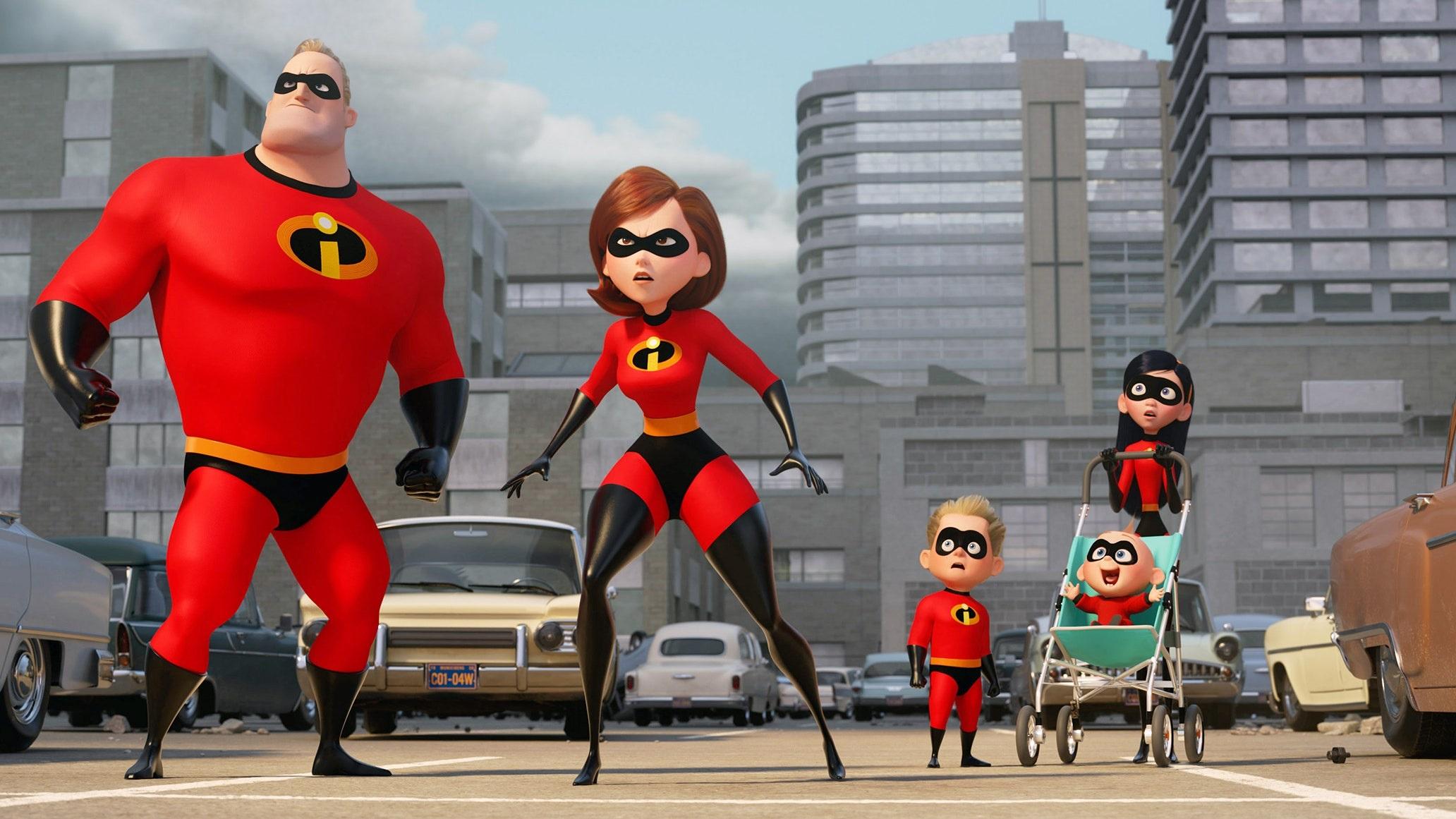 İnanılmaz Aile 2 filmi Tv'de ilk kez atv'de ekrana gelecek!