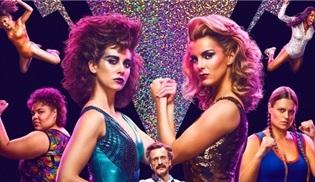 GLOW'un birinci sezonunun özet videosu yayınlandı