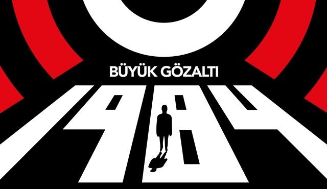 Rutkay Aziz ve Taner Barlas'tan yeni oyun: 1984 (Büyük Gözaltı)