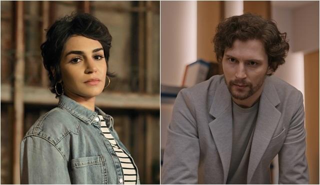 Sahra Şaş ve Bora Cengiz, Alev Alev dizisinin kadrosuna katıldı!