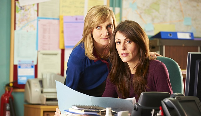 Scott and Bailey 5. sezon onayı aldı