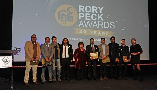 2015 Rory Peck Ödülleri sahiplerini buldu!
