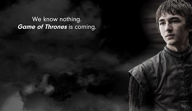 Game of Thrones, dünya yayınından hemen sonra 25 Nisan'da Digiturk'te!