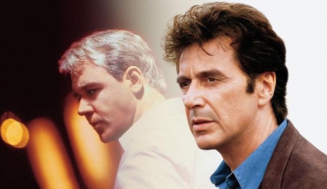 Başrollerini Al Pacino ve Russell Crow'un paylaştığı film: 'Köstebek'
