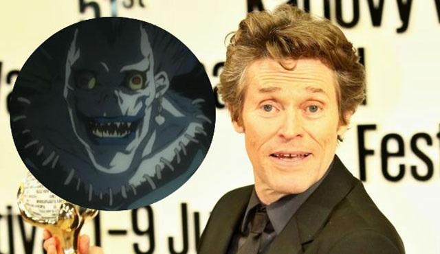 Willem Dafoe, Netflix'in Death Note uyarlamasına katıldı
