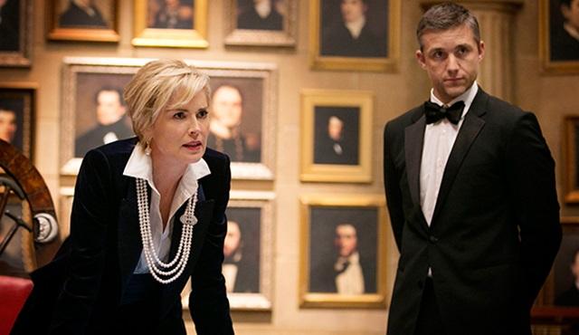 Sharon Stone'un yer aldığı Agent X dizisinden ilk tanıtım geldi