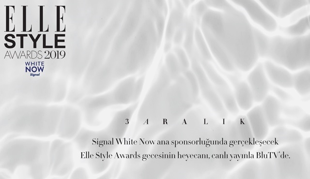 ELLE Style Awards canlı yayınla BluTV'de ekrana gelecek!