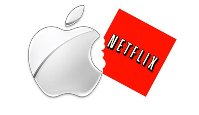 Apple Netflix'i satın mı alıyor?