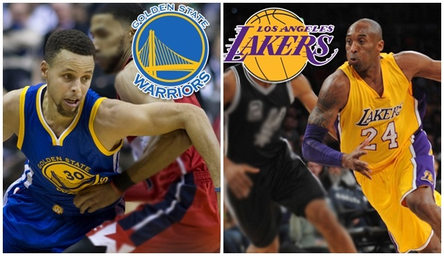 Golden State - L.A Lakers maçı TV8'de ekrana geliyor!