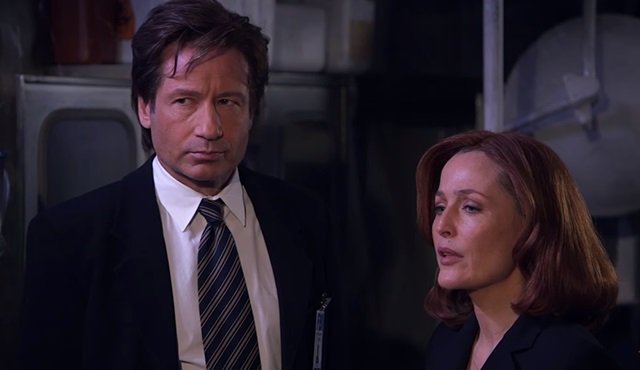 Jimmy Kimmel, The X-Files ekibine katılırsa neler olur?