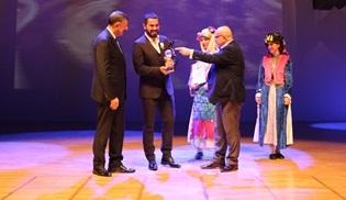 """Turgay Başyayla ile Lezzet Yolculuğu"" programına ödül!"