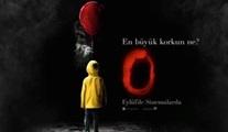 Stephen King romanı O'nun filminden ilk fragman yayınlandı