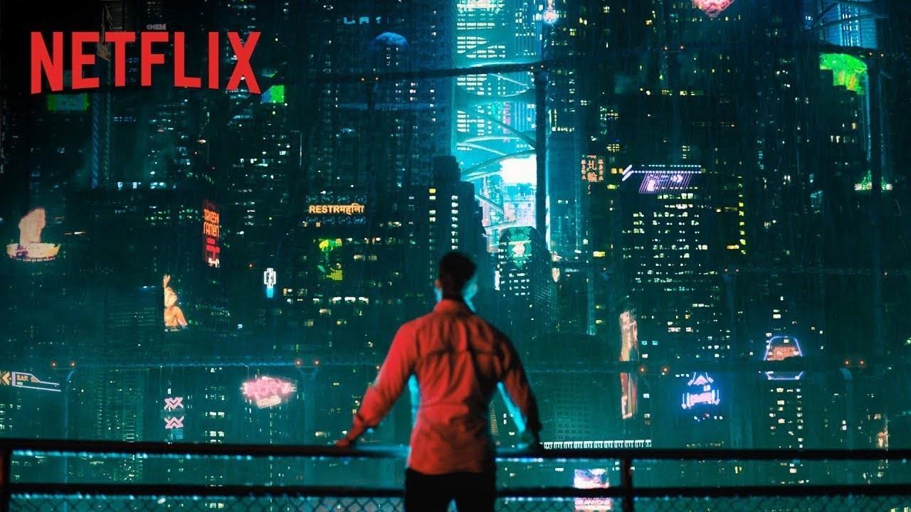 Netflix'in yeni projesi Altered Carbon'dan ölümsüzlüğün tarihine dair özel bir video paylaşıldı!