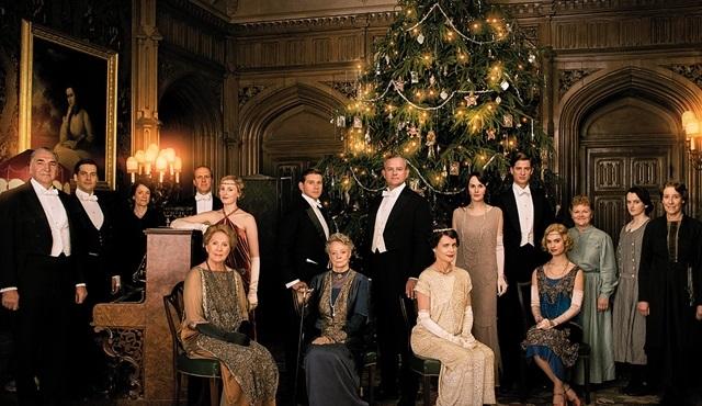 Downton Abbey, 5. Sezonuyla D-Smart Ekranlarında!