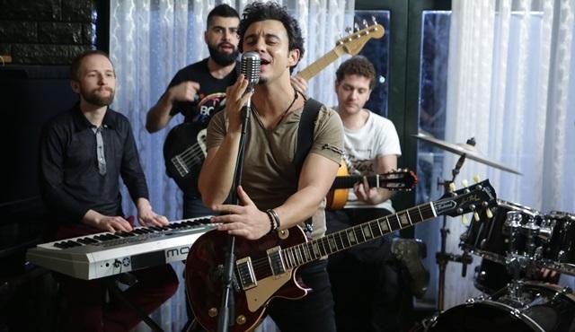 Şarkıcı Buray, Hanımköylü'ye konuk oyuncu oldu!