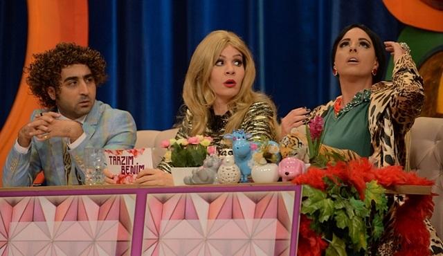 Güldür Güldür Show'da Nurella Rüzgarı!!