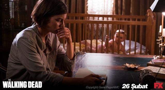 FX Türkiye, The Walking Dead'in yeni bölümünden ilk fotoğrafları yayınladı!