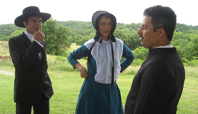 İki Dünya Arasında: Amişler, Ağustos'ta Nat Geo People'da ekrana geliyor!