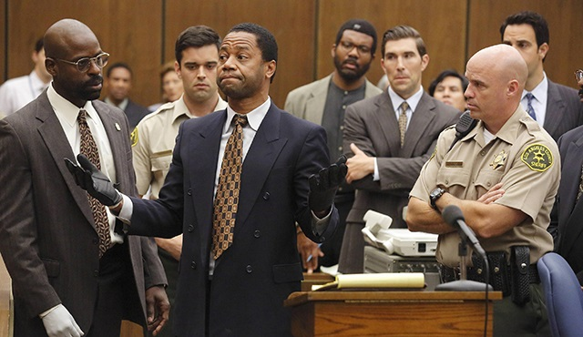 The People v. O.J. Simpson rekora imza attı
