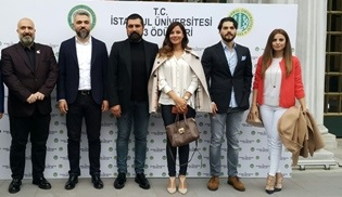 İstanbul Üniversitesi Öğrenci Konseyi, Payitaht Abdülhamid'i 'Yılın En İyi Dizisi' seçti!
