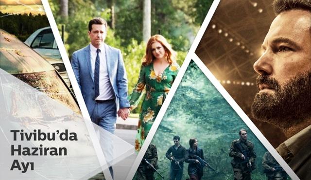 Gişe rekortmeni filmler Haziran ayında Tivibu'da!