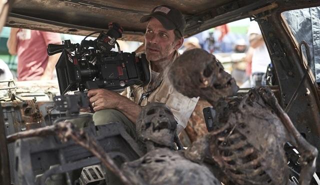 Ölüler Ordusu: Kamera Arkası belgeseli Netflix'te yayınlandı!