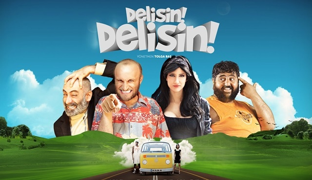 Delisin! Delisin!  filmi Star Tv'de ekrana geliyor!