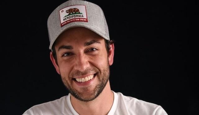 Zachary Levi, Psych dizisinin televizyon filminde yer alacak