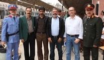 Merhaba Güzel Vatanım filminin çekimleri İstanbul'da devam ediyor!