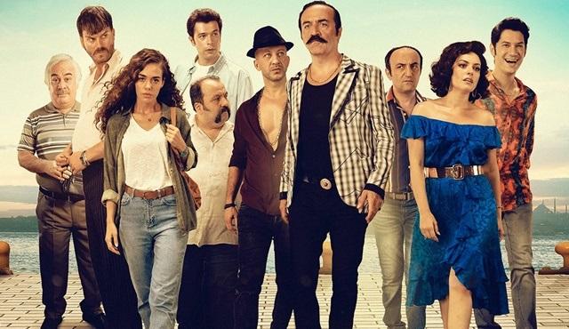 Organize İşler Sazan Sarmalı filmi Star Tv'de ekrana geliyor!