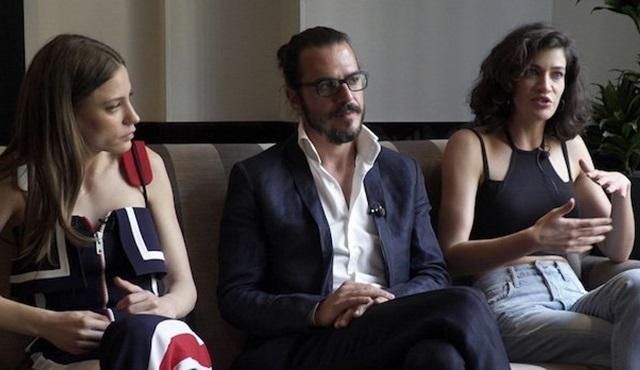 Fi'nin oyuncuları Drama Quarterly'ye konuk oldular