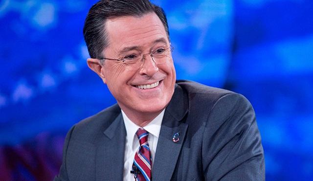 The Late Show with Stephen Colbert'in ilk hafta konukları belli oldu