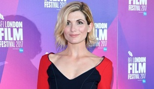 Jodie Whittaker, Doctor Who'ya girişini yaptı