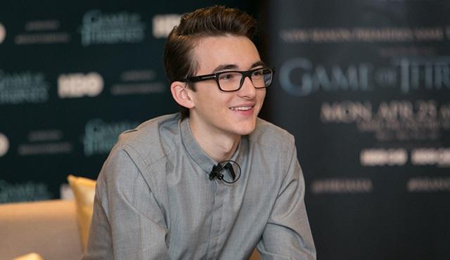 Isaac Hempstead Wright: Bran'in yerinde olsam ben de olaylara onun gibi tepki verirdim