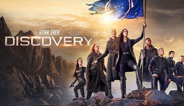 Star Trek: Discovery dizisi 4. sezon onayını aldı