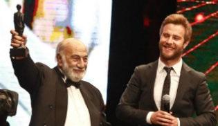 Antalya Film Festivali Onur Ödülü'nün sahibi Yılmaz Gruda!