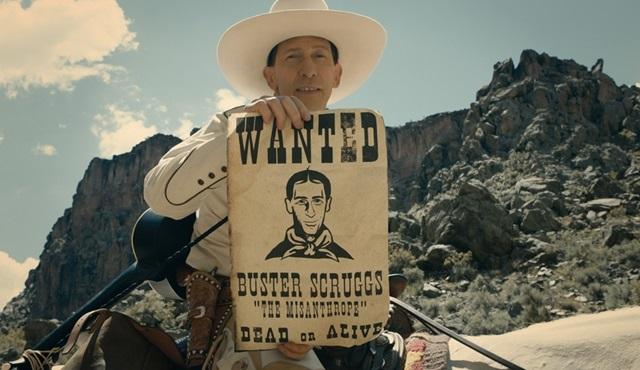 Coen Kardeşler'in yeni projesi The Ballad of Buster Scruggs, dizi değil film olarak ekrana gelecek